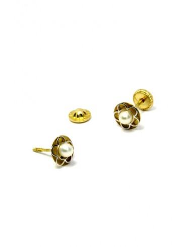 Pendientes Oro 18 K 01714