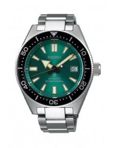 "Reloj SPB081J1 Seiko Automático Prospex Diver ""Coral Green"""